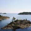 Planned National Park Ladoga Skerries in the northern head of the Lake Ladoga represents unique archipelago nature in Russia, and is home to the LadogRinged Seal, included to the Red Data Book of the Russian Federation. (Photo: Anna Kuhmonen)