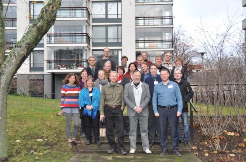 Nature conservation  experts from Finland, Sweden, Norway and Russia participated in the IUCN classification meeting in Helsinki.